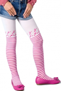 Sissi tight for children pink